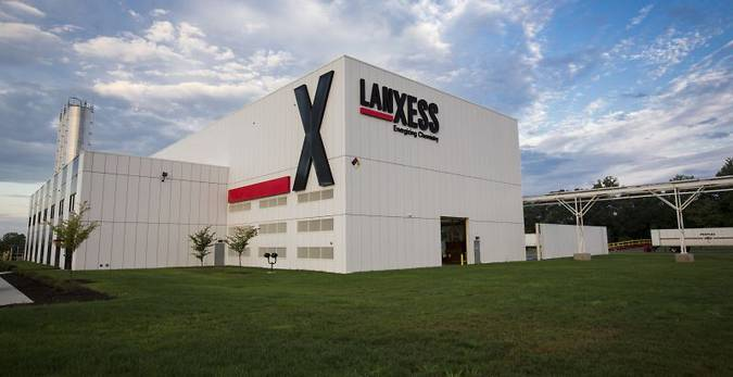 Kauczuki LANXESS Na Tire Technology Expo 2016